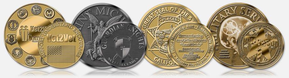 Die Struck Coins